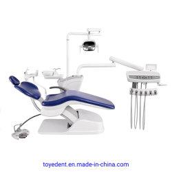 세륨 & ISO를 가진 다기능 LED 라이트 터치 치과 단위 의자