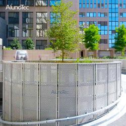 空の装飾の庭のためのアルミニウム網のグリル