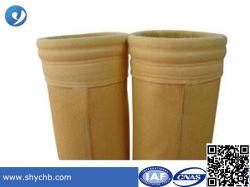 Polyimide Pust Filter Fabric P84 Saco de filtro de pó