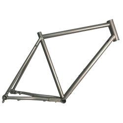 القرص الدراجة 3 al/2.5 V ذات الحامل المسطح الإطار 142X12 مم