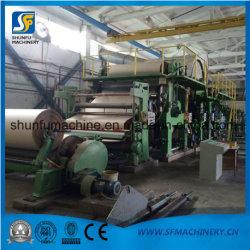 Machine à papier kraft de conception nouvelle machine de recyclage des déchets de papier carton Machine coussin