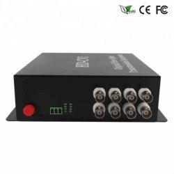 1/2/4/8/16 canaux HD-Ahd/CVI/tvi multiplexeur coaxial pour les caméras de vidéosurveillance