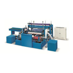 RH-S600 المصنع CE مكنسة كهربائية مزودة ببكرة تفريغ ذات قماش آلية مع أسطوانة آلية آلة التعبئة والتغليف
