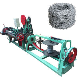 Macchine a filo di ferro a filo singolo a doppio filo