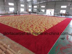 Lado -tapetes de lã tufados