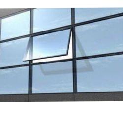 Baja E Azul cristal reflectante para la construcción y Windows con CE