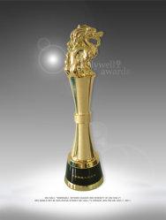 Высокая производительность пользовательских премия недвижимости с рельефным логотипом для церемонии с помощью