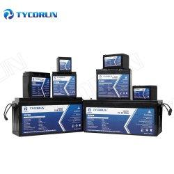 Lítio Tycorun bateria de acumuladores de chumbo seladas 24V 200Ah UPS Gel Solar Bateria Recarregável de packs de baterias VRLA/AGM/Gel Lead-Acid Deep-Cycle Mf SLA