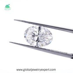 La fábrica de gemas de MGO 1,01CT E/Vs2 3ex diamantes sintéticos con certificado Igi para hacer al por mayor anillos de China