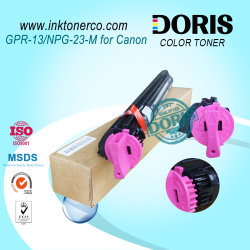 Le GPR13 C-l'EXV9 Npg23 Copieur couleur magenta de toner pour Canon IRC3100 IRC3170