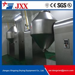 Giratorio de doble cono de alta calidad de secador de vacío de materiales químicos