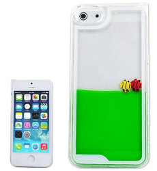 3D flashé sables mouvants Étui pour iPhone 5S
