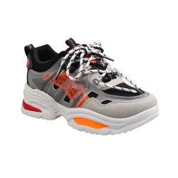 Toevallige Schoenen van de Tennisschoenen van de Vrouwen van het Ontwerp van de fabriek de Recentste voor de Dame van de Manier