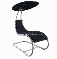 Textilene를 가진 대중적인 안뜰 걸거나 흔드는 그네 의자