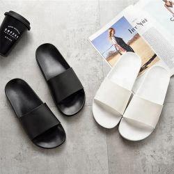 Dia Sandals van EVA PVC van de Pantoffel van de Mensen van de Dia van het Embleem van de Douane van de Verkoop van de fabriek de Hete