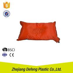 아름다운 크기 주황색 갯솜 부풀릴 수 있는 베개 를 위한