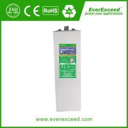 Everexceed 2V 100Ah солнечного цикла глубокого трубчатые Opzv гель для батареи типа VRLA / аварийное освещение/солнечной системы / Bts солнечной энергии