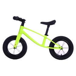 Châssis en fibre de carbone Kids équilibre Bike 1209X
