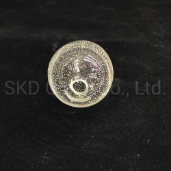 Fait à la main des bulles de gouttelettes de Verre pour la conception personnalisée acceptable des feux de la poignée de commande