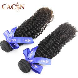 8A к категории сырья скручивание Kinky Virgin бразильского двойной обратить внимание правам очень длинных волос