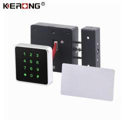 Serrure à combinaison KERONG RFID touch pad numérique Armoire électronique du casier de verrouillage Verrou pour salle de gym