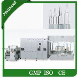 Lavage/stérilisation/Emballage/remplissage/Ampoule d'étanchéité