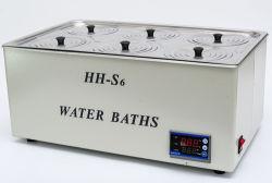 Het Digitale Thermostatische Water van Easywell - het Instrument van het Laboratorium van het bad hh-S6