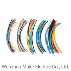 Ensemble de tube thermorétractable Gaine thermorétractable refection cable du tube de fil de couleur Dropshipping manchon isolant