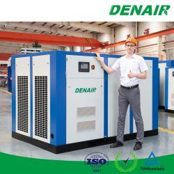 Compressor van de Lucht van de Schroef van de hoge druk de Roterende (132KW, 25bar) voor Farmaceutische Industrie