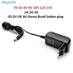 12V 2A Energien-Adapter-Stromversorgung für LED-Streifen-Licht