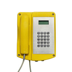Atex y Flame-Proof Explosion-Proof Iecex teléfono teléfono VoIP