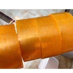 Radura giallastra normale BOPP che imballa nastro adesivo