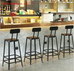 El mejor precio muebles de la barra de adulto Trona Silla de la barra de metal