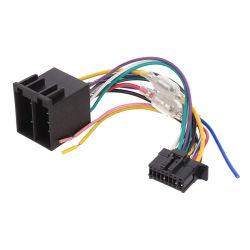 Pioneer Avh 16 Pin para ISO Cableado Cable adaptador de corriente el cable conector de la radio