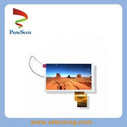 6.2 Größen-Auto-Armaturenbrett-Ausdehnung LCD-Bildschirmanzeige des Zoll-800X480 kundenspezifische