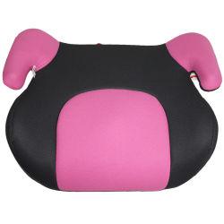 사랑스러운 분홍색 소녀 어린이용 카시트 승압기 시트