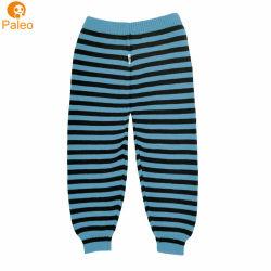 Infant를 위한 공장 OEM Jacquard Design Fall Boutique Knit Cotton 새롭 선천적인 Baby Trouser