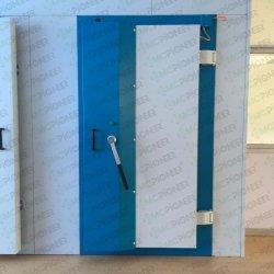 EMC Chamber의 Emcpioneer Knife Edge RF Shielded Door