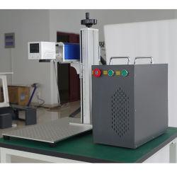 20W/30W/50W/70W/100W White/Black/Color Laser Marking machine Price /Fiber Laser gravver/Laser Marker op metaal