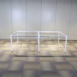 Наиболее распространенных офисных металлическая мебель Стол компьютерный стол оборудования рамы (HC-Англия)