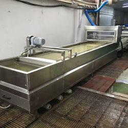 Tsautop 물 이동 인쇄를 위한 가득 차있는 자동적인 흐름 경막 살포 활성제를 가진 수력 전기 담그는 탱크 장비