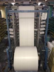 Tecidos de PP de alta resistência em rolo, tecido de polipropileno amarela, saco de alimentação de material de embalagem de produtos químicos Saco de adubo