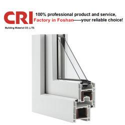フォーシャンの工場供給のDireclty UPVCのプロフィール、PVCプロフィール、UPVCのWindowsおよびドアのプロフィールのPVCプラスチックプロフィール、ビニールの管、ビニールのプロフィール