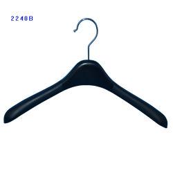 Black Hanger Plastic Clothing Hangers Voor Waskleding Shirts
