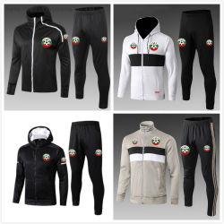 De aangepaste Unisex-Uniformen van de Sporten van de Aanpassing van vochtigheid-Wicking Juventus voor Team