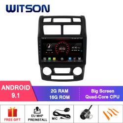 "Grand écran 9"" Witson Android 9.1 voiture DVD pour Kia Sportage 2011-2013"
