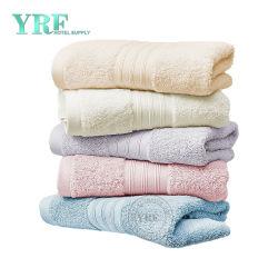 China-Fabrik-hochwertige Baumwolle umweltfreundlich mit Firmenzeichen-Gymnastik-Tuch