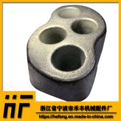 포스트 긴장 평지 3/4/5 구멍 닻 쐐기(wedge) 구획 압박