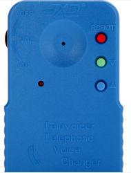 모든 전화 (avp031V206A)가 휴대용 직업적인 전화와 셀룰라 전화 음성 변경자에 의하여 작동된다