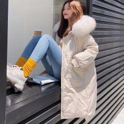 Hightの品質のオフィスの女性作業女性のジャケットのための摩耗によって服を着せられる冬のカジュアルウェア